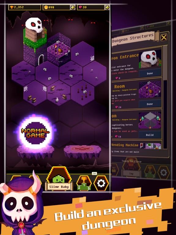 Hexagon Dungeon screenshot 9