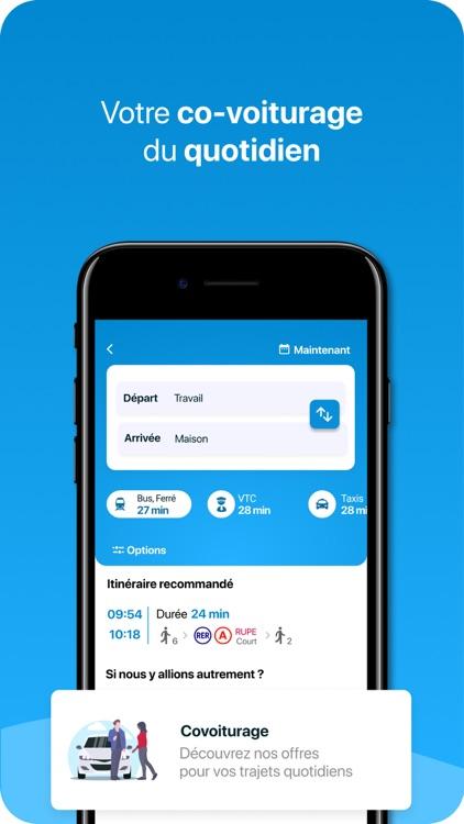 SNCF Assistant - Transports screenshot-5