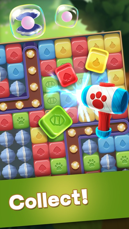 Puppy Crush - Match 3 Puzzle screenshot-3