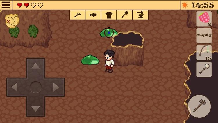 Survival RPG: Lost Treasure 2d screenshot-6