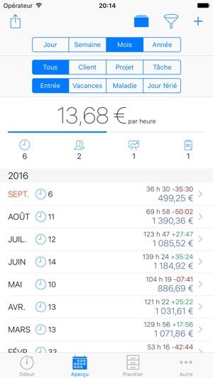 Atwork Feuille De Travail Dans L App Store
