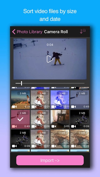 Baixar Video Compressor-Shrink videos para Android