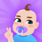 App Icon for Welcome Baby 3D App in United States IOS App Store