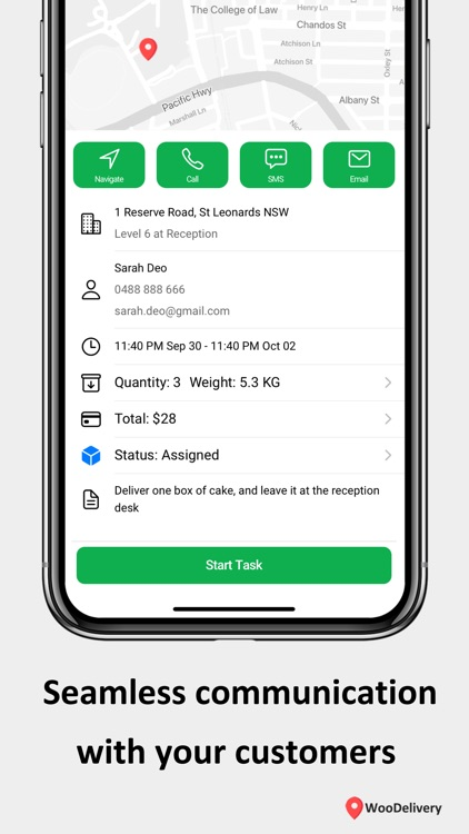 WooDelivery: Delivery Manager screenshot-3