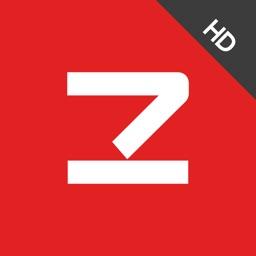 ZAKER HD - 新闻资讯 杂志视觉