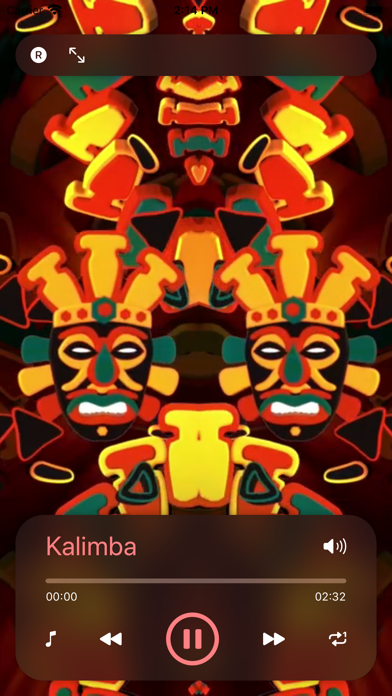 African Drums Trans Meditation screenshot two