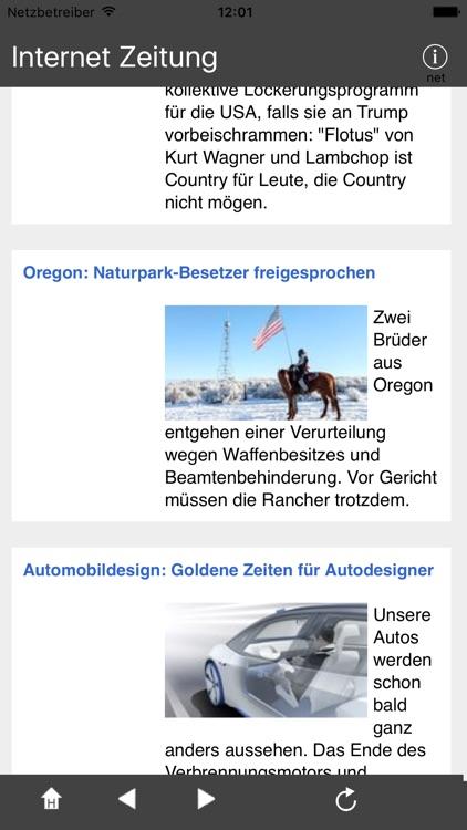 Internet News-Paper screenshot-4