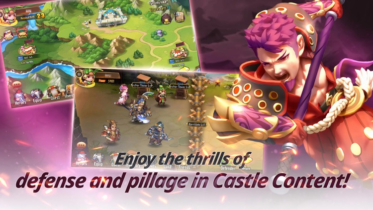 Chaotic Three Kingdoms screenshot-5