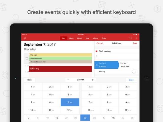 Screenshot #4 for Tiny Calendar Pro