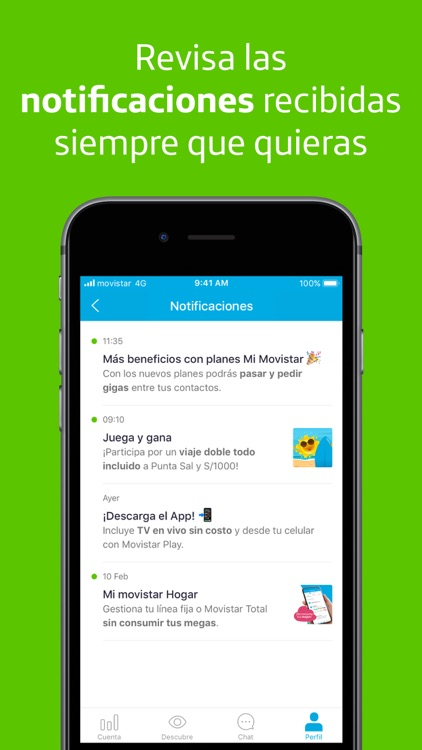 Mi Movistar Perú screenshot-6