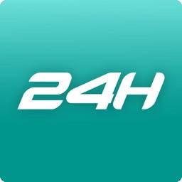 24h Training App