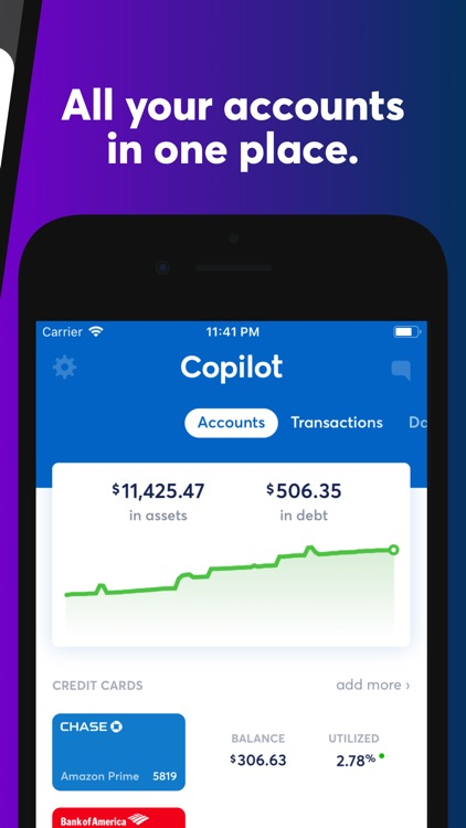 Copilot: The Smart Money App screenshot-5