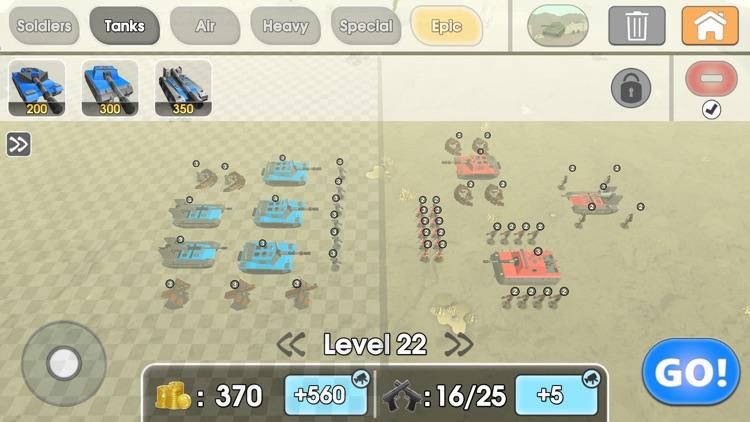 Army Battle Simulator screenshot-4