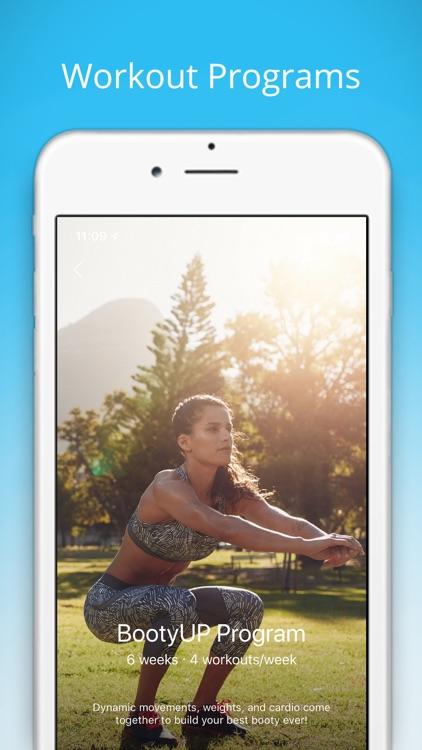 PumpUp Home BBG Sweat Workouts screenshot-0