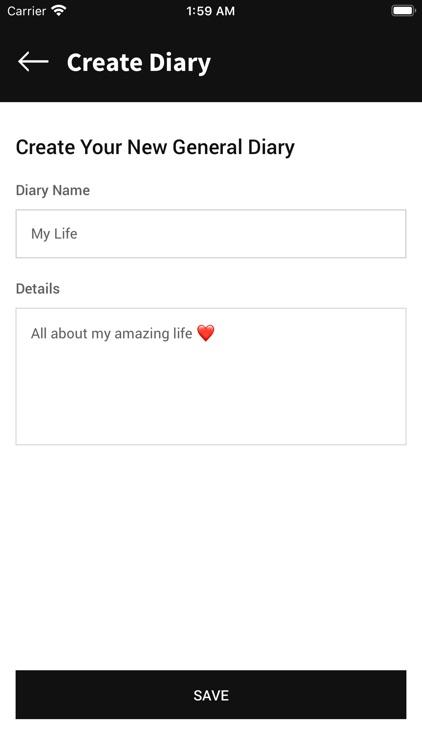 WriteWrite - More than a Diary screenshot-5