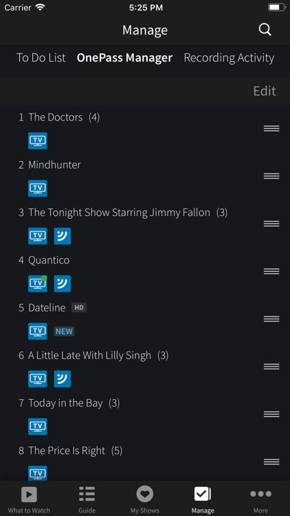 TiVo screenshot-8