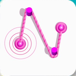 Color Rope Puzzle: Roll Around
