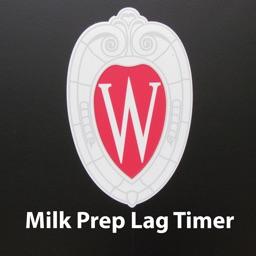 Milking Prep Lag Timer