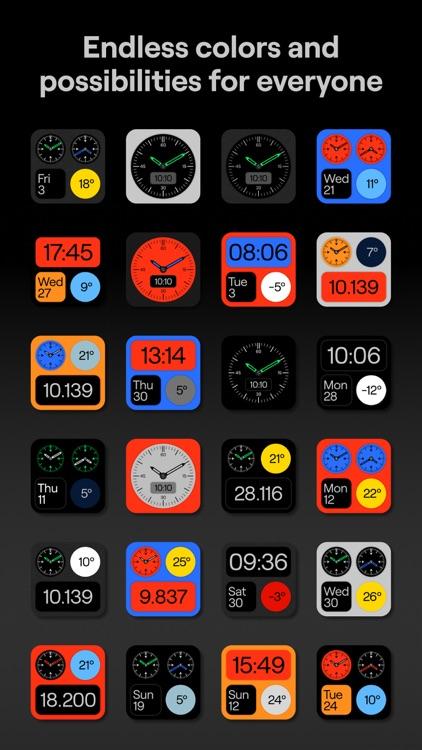 Timedash Widget screenshot-3