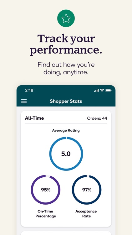 Shipt Shopper: Shop for Pay screenshot-3