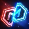Neon Merge Defense - iPadアプリ