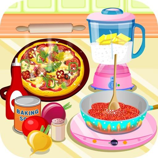 кусная пицца, Кулинарная игра