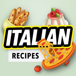 Italian Recipes Cookbook app
