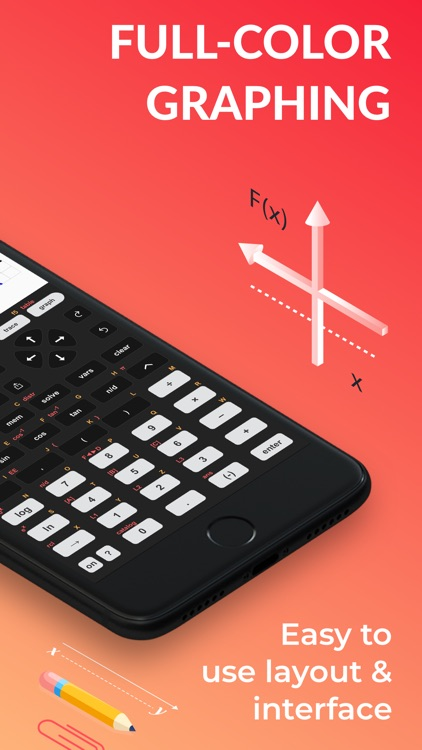 Taculator Graphing Calculator screenshot-4