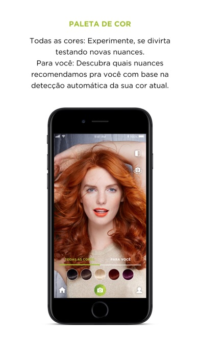 Baixar Garnier COLOR MATCH Hair tryon para Android