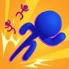 スティックマンダッシュ - iPadアプリ