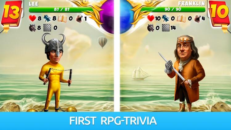 Battle of Geniuses: Quiz Game screenshot-5
