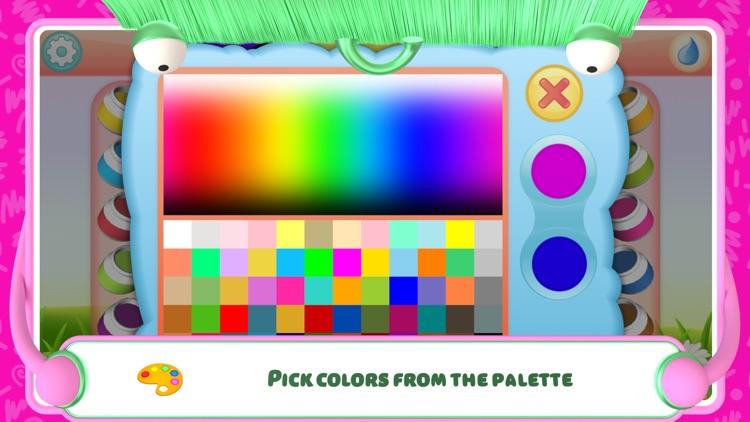 Fairies Coloring Book + screenshot-7