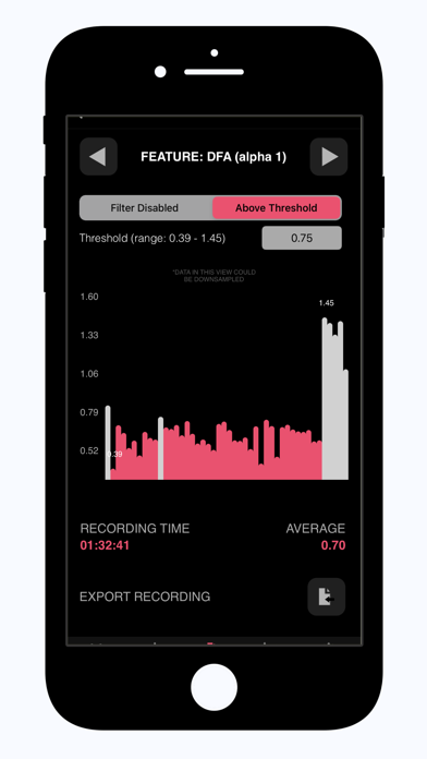 Heart Rate Variability Loggerのおすすめ画像3