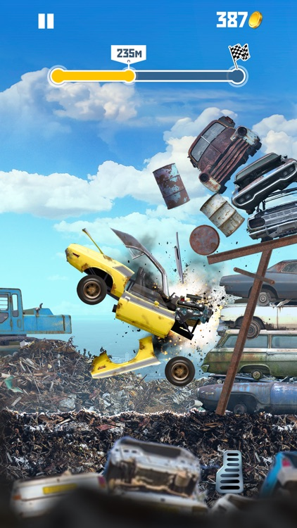 Jump The Car screenshot-6