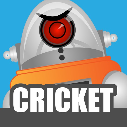 Robot Cricket