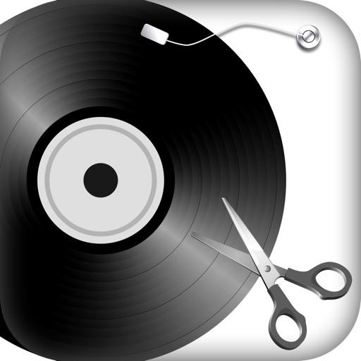 音楽編集 – ミュージック加工と着信音合成アプリ