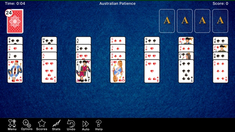 Australian Patience screenshot-2