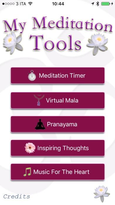 My Meditation Tools - ヨガ瞑想などのおすすめ画像1