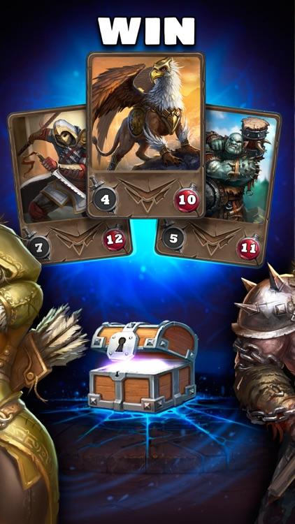 Card Heroes: Fantasy CCG Duel screenshot-3