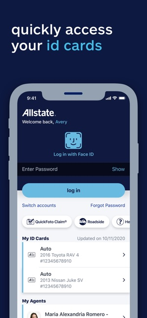 Allstate Mobile On The App Store