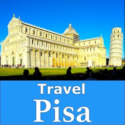 Pisa, Italy – City Travel Map