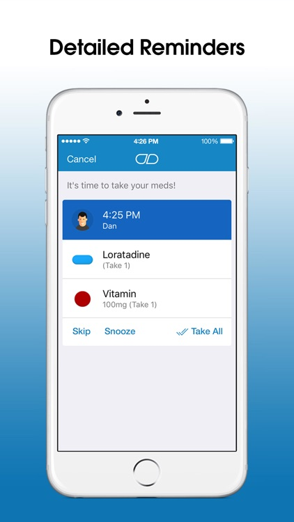 Medisafe - Pill & Med Reminder screenshot-2