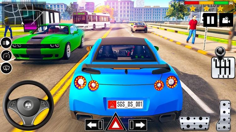 Super Car Driving School 2021 screenshot-5