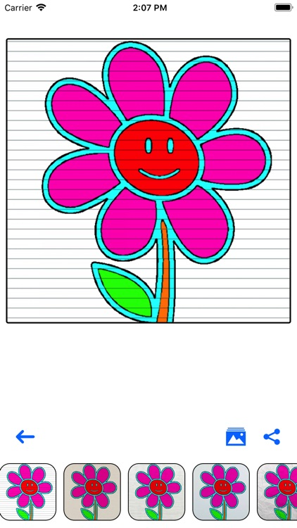 Tap & Color Clip Art Photos screenshot-6