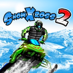 Snow Xross 2 Snowmobile Racing