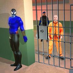 Spider Hero : Prison Escape