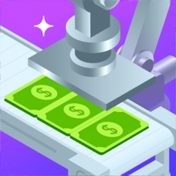 Idle Money Factory Tycoon Game