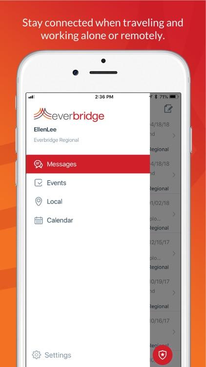 Everbridge screenshot-4