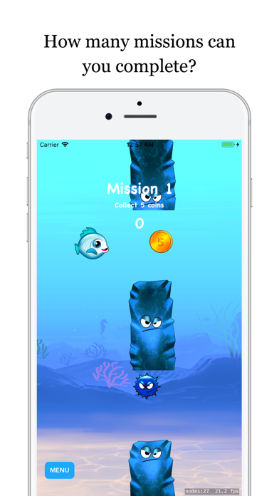 Little Fish - Simple. Fun. screenshot three