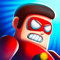 App Icon for The Superhero League App in United States IOS App Store